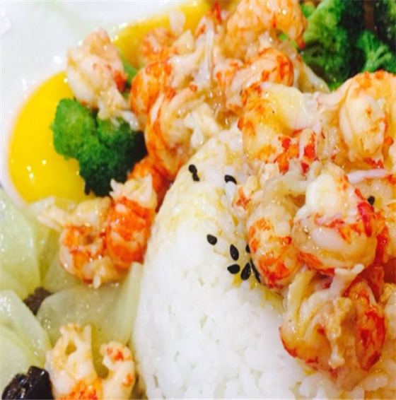 海盗虾饭龙虾饭