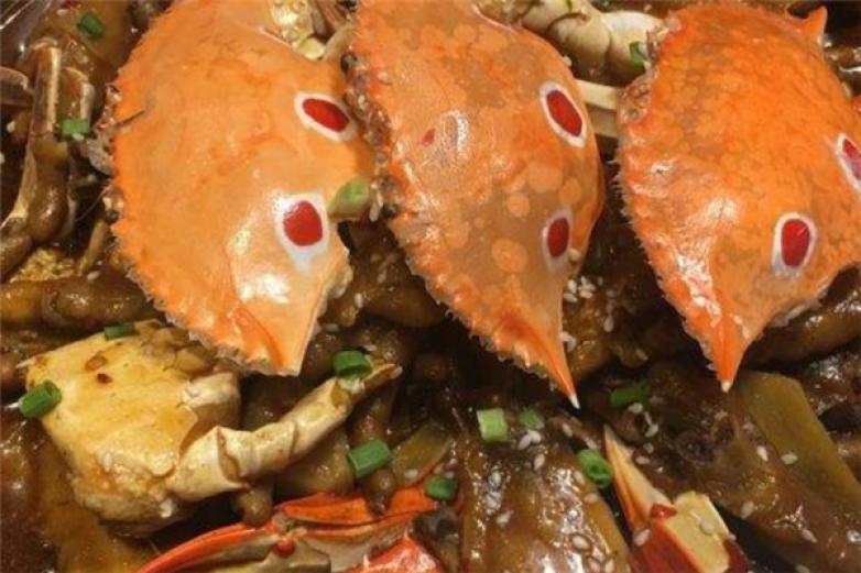 i味肉蟹煲加盟